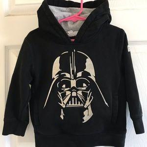 Gap kids Star Wars hooded sweater
